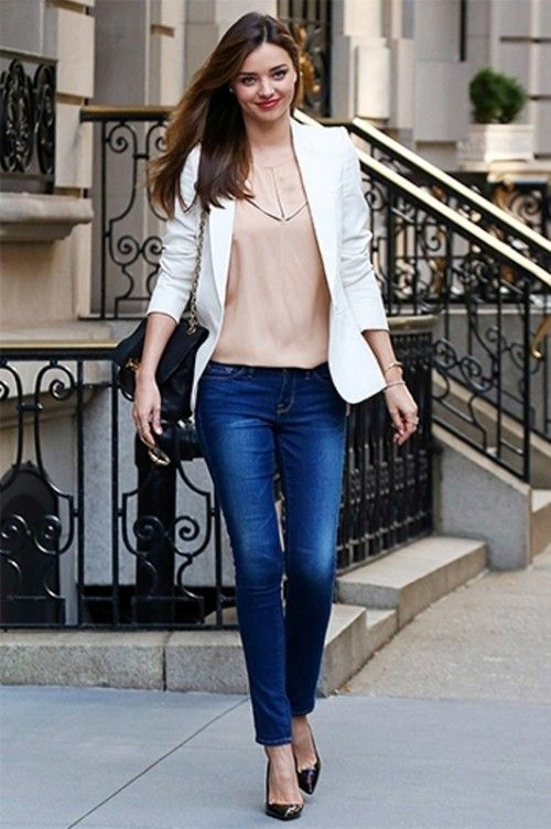 ffd476ccd44 25 Best Smart Casual Outfit Inspiration For Ladies